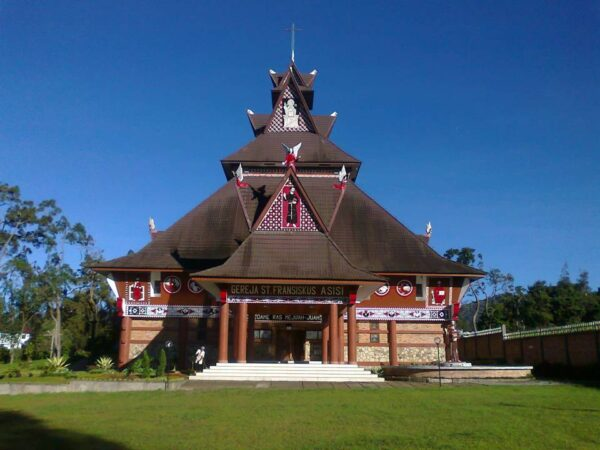Batak Karo Church indonesia