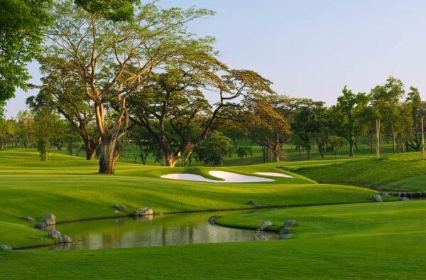 Medan Golf Package
